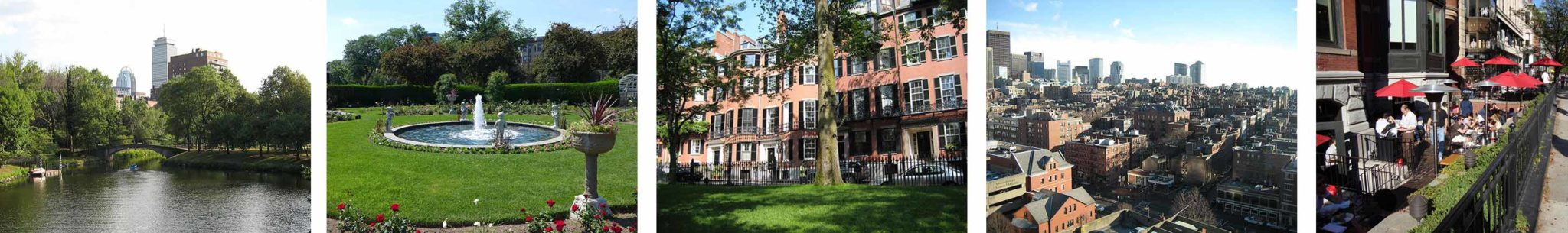 Apartments for International Visitors to Boston